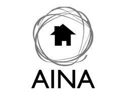 AINA (Asociación de Inmobiliarias de Navarra) logo