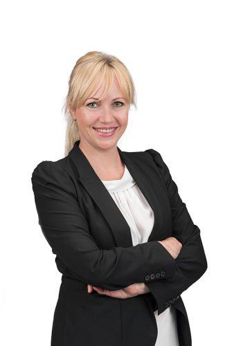 Yulia Podkuychenco. Asesora Inmobiliaria